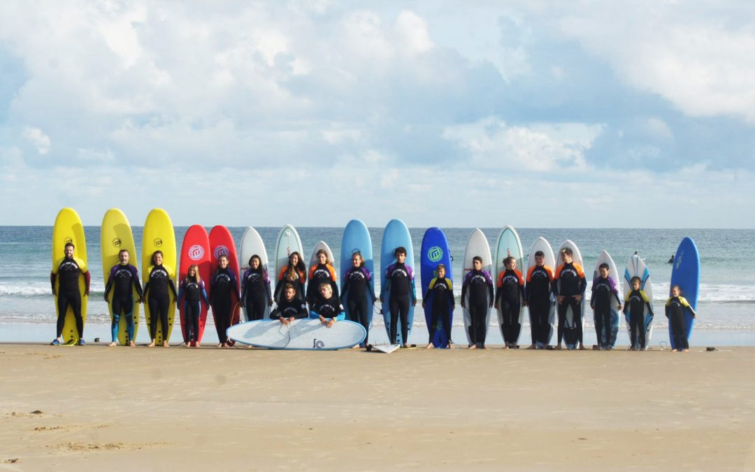 Fotos Surf Camp Berria 2017