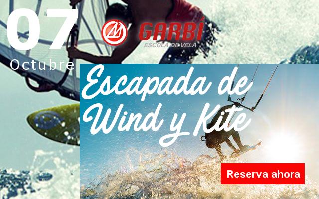 Salida de Windsurf & Kitesurf