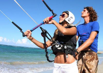 kitesurfinglessonsTIERRA curso