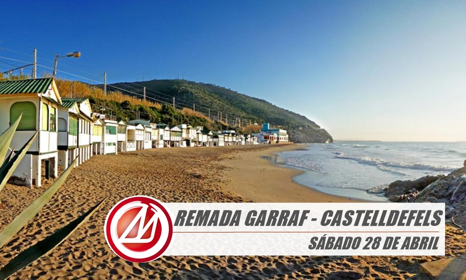 Travesía Garraf a Castelldefels en Paddle Surf – 28 de abril