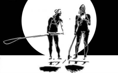 PaddleSurf – Luna Llena – Barbacoa 22 septiembre