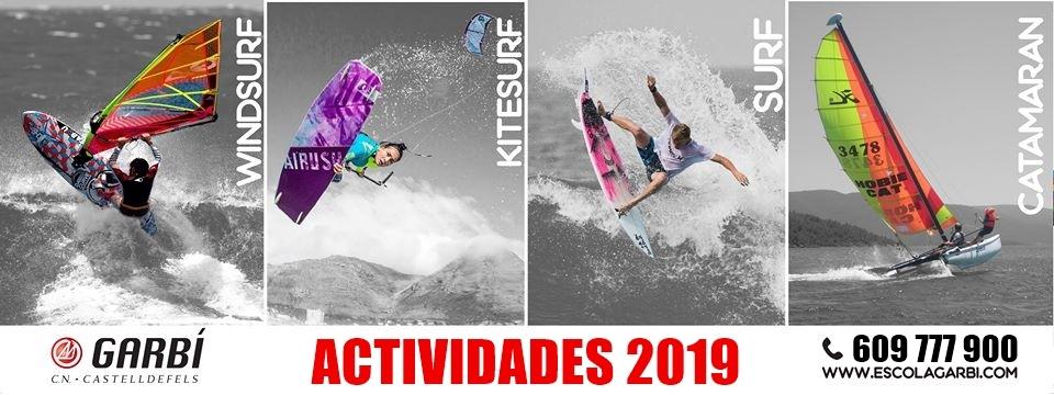 Calendario De Actividades Eventos: Calendario De Actividades 2019