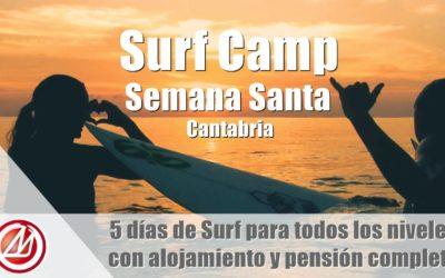 Surf Camp en Semana Santa