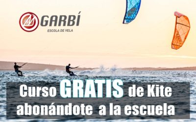 Curso de Kitesurf GRATIS