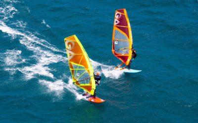 Vocabulario básico del windsurf