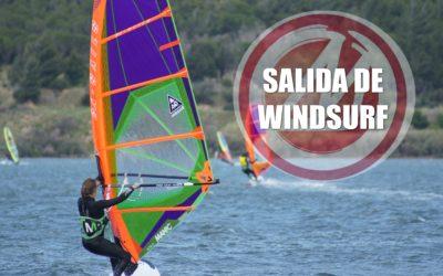 Salida de Windsurf a Leucate