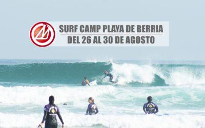 Surf Camp Cantabria Agosto 2019