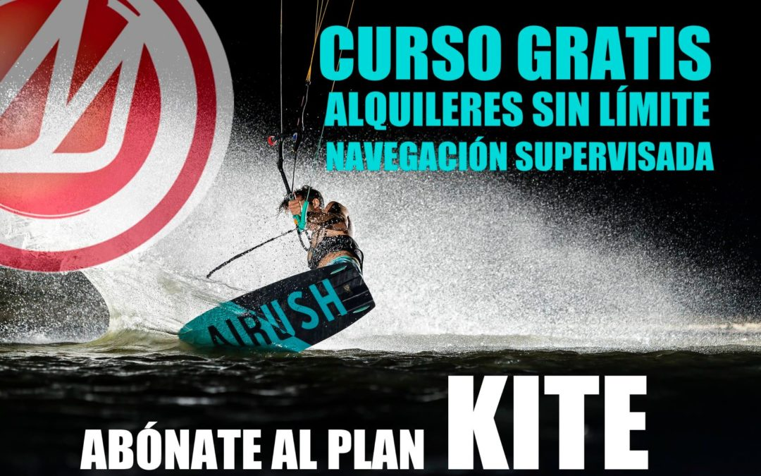 Abónate al Plan Kite