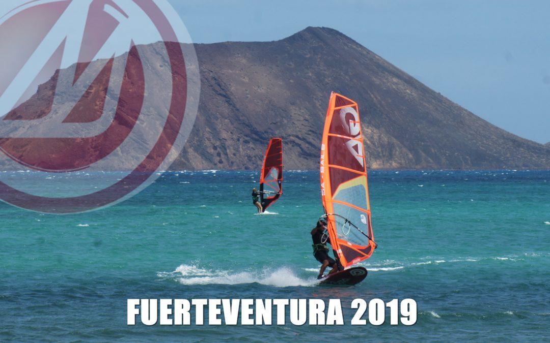 Viaje a Fuerteventura con abonados de Escola Garbí