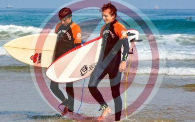 PROMOCIÓN: Equipo de Surf viernes o sábados