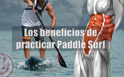 Los beneficios de practicar Paddle Surf