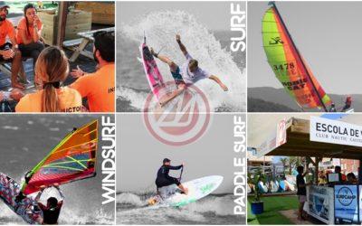 Kitesurf, Windsurf, SUP, Surf… ¿Cuál es tu elección?