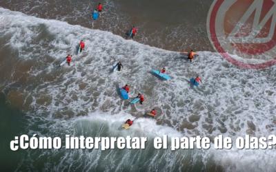 Windguru ¿Cómo interpretar el parte de olas?