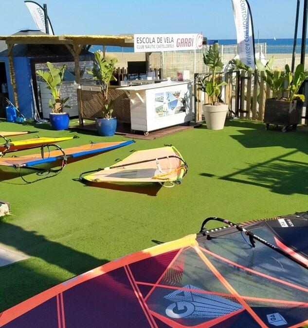 Navega en windsurf todos los días del año